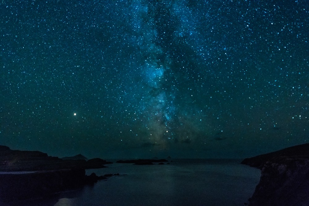 Kerry Dark Sky Reserve - Milky Way