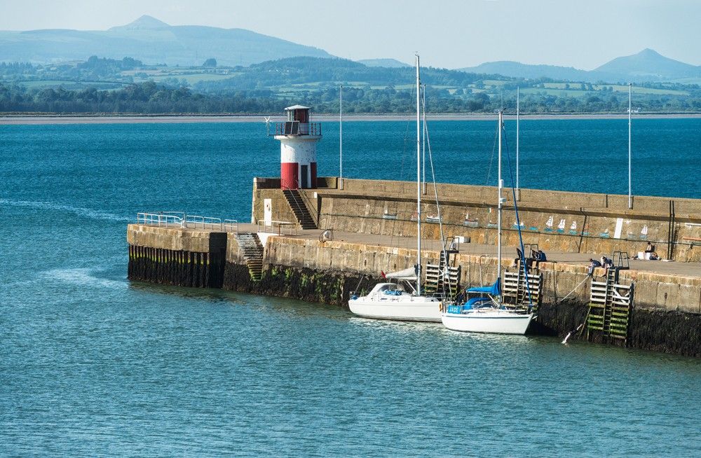 Wicklow Harbour